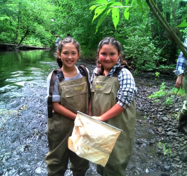 Bad River Youth Outdoors: Good waters, good life