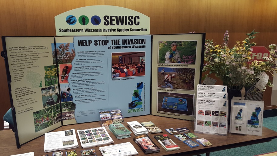 Battling invasive species with herbicide and education