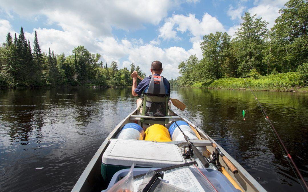 Flambeau River Forest fund: Protect what you love, and help others love it, too