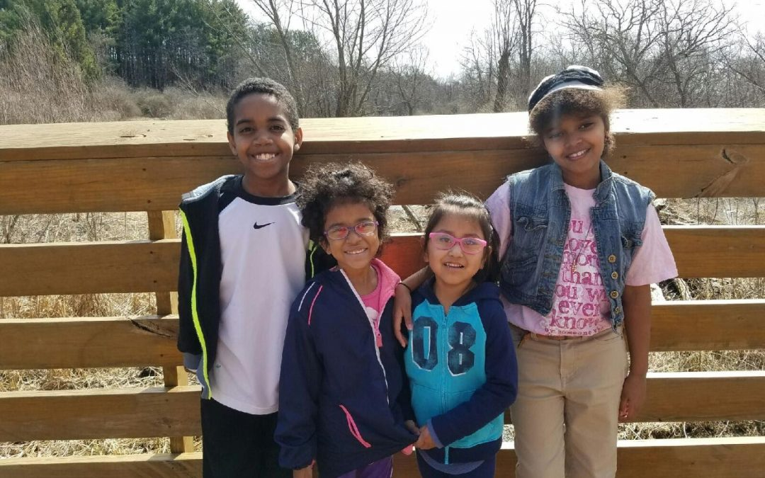 Family uses Foundation Field Trips to stay connected