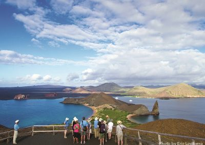 Travel to the Galapagos with the Natural Resources Foundation