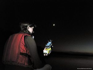 Acoustic bat monitoring with Wisconsin DNR
