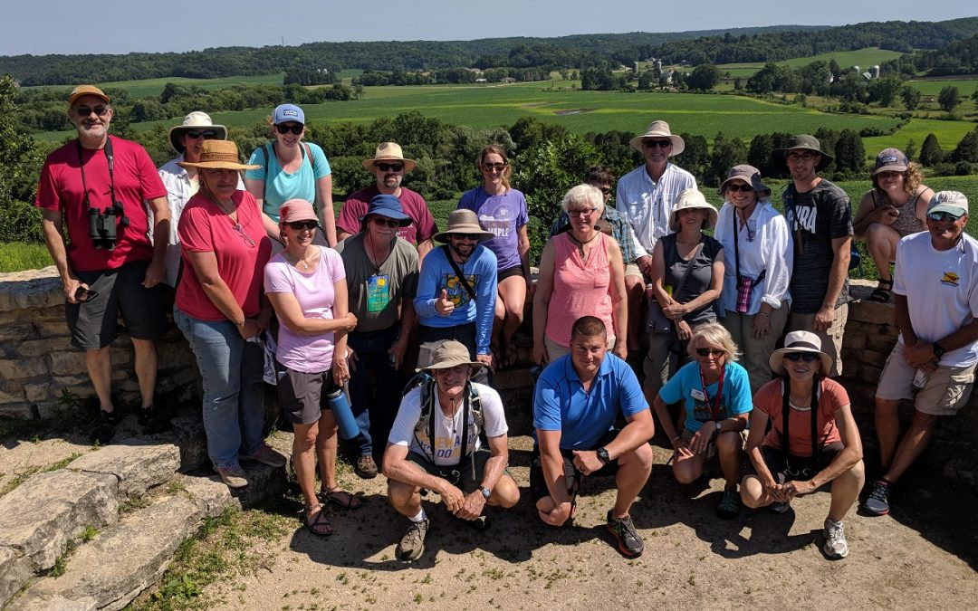 Wisconsin Master Naturalist Volunteer Training: An inside look