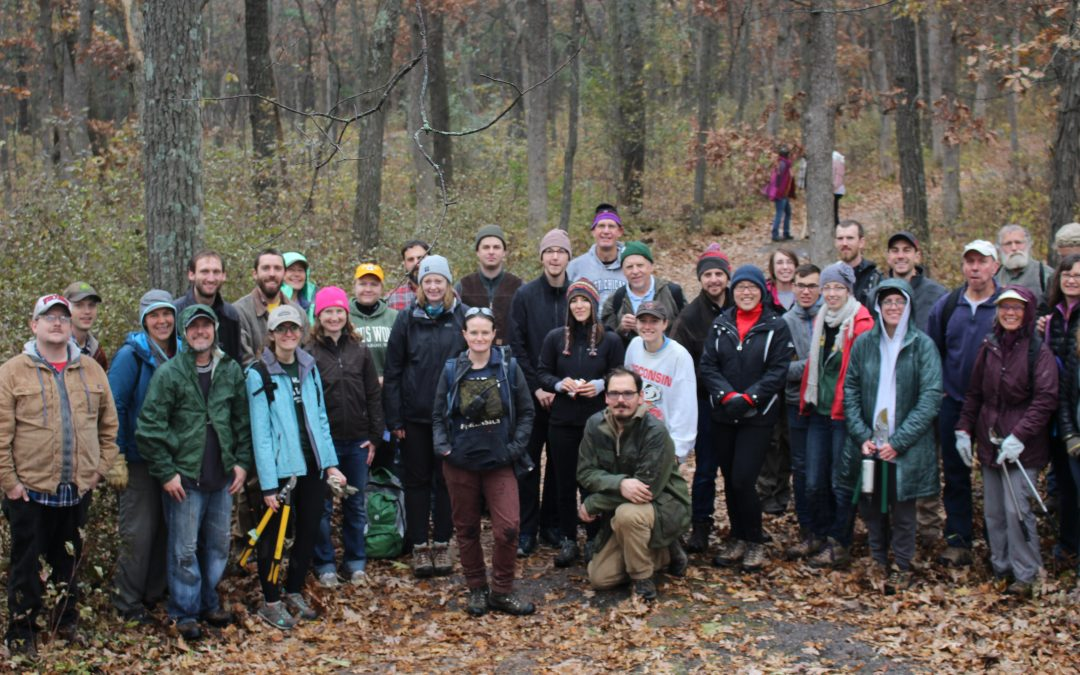 Grant from REI makes a deep impact at Wisconsin's beloved Devil's Lake State Park