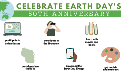 7 Ways to Celebrate Earth Day's 50th Anniversary