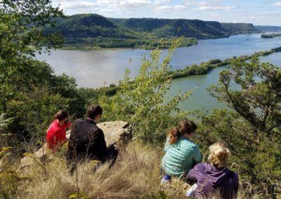 Bike, Hike, and Wine at Trempealeau Mountain
