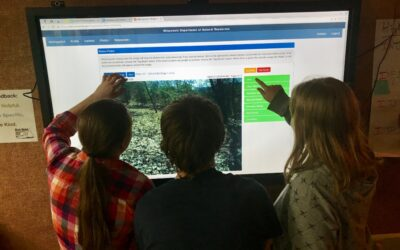 Snapshot Wisconsin Brings Wildlife to the Classroom